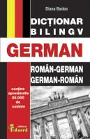 DICTIONAR ROMAN GERMAN/ GERMAN ROMAN