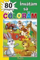 Invatam sa coloram 80 imagini
