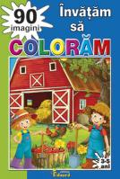 Invatam sa coloram 90 imagini